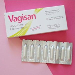 Vagisan2. 恢复健康酸碱值 使用5-7天乳酸菌栓剂