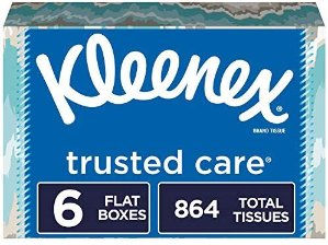 $8.06Kleenex 特柔面巾纸144抽 6盒