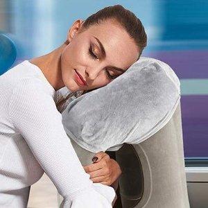 $17.99 (原价$25.98)闪购:simptech 多功能充气旅行枕
