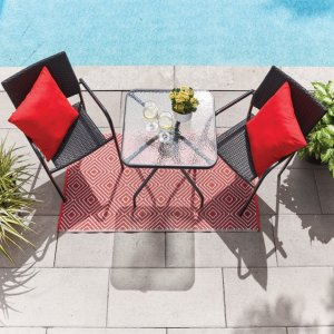 Bistro 庭院餐桌椅3件套