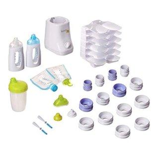 $3.59起Kiinde 温奶器、储奶袋等特卖,$55.99收温奶器套装
