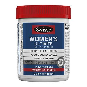 Swisse 女士复合维生素 120粒