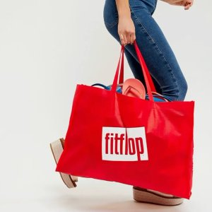 Up to 70% Off + Up to $30 OffNew Markdowns: FitFlop US Shoes Sale