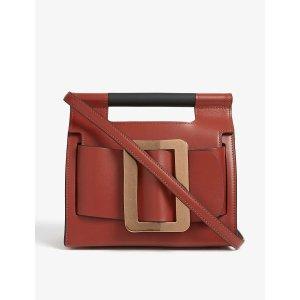 BoyyRomeo leather shoulder bag