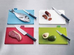 低至5折 分类砧板和刀具套装仅€50Joseph Joseph 精选家居用品热卖 收分类砧板