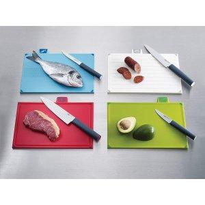 5.5折起 分类砧板套装€50Joseph Joseph 精选厨具热卖 收分类砧板