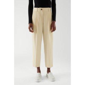 COS直筒长裤