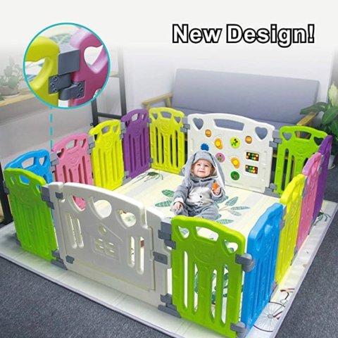 $129.66Gupamiga Baby Playpen Kids Activity Centre