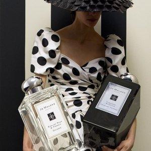 送英国梨小苍兰身体乳中样限今天:Jo Malone 馥郁高级香 收柚子香水、可爱香皂仅$28