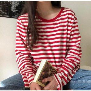低至5折 £4起收T恤Monki 精选夏日美衣大促 超多配色T恤收一波