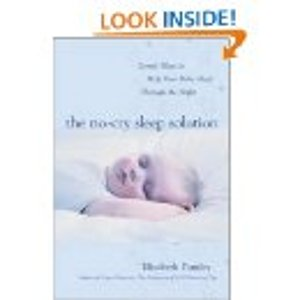 The No-Cry Sleep Solution by Elizabeth Pantley, William Sears