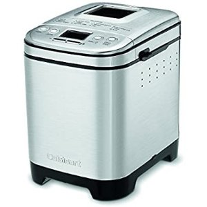 Cuisinart Bread Maker, Up To 2lb Loaf, New Compact Automatic