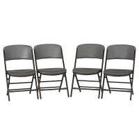 Lifetime 折叠椅4件套