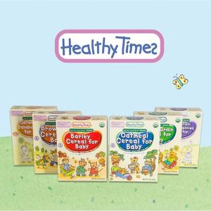 8.5折Healthy Times 健康时代 有机婴幼儿饼干、辅食特卖
