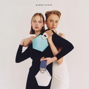 全场7.9折 £256收超萌拼色猫耳包Danse Lente 限时闪促 可爱又精致 必入吸睛IT猫耳包、水桶包