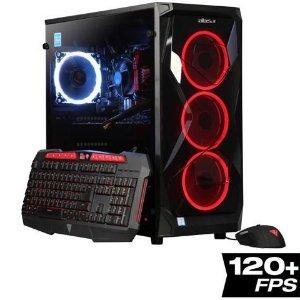 ABS Summoner Gaming Desktop (i7-8700, 2070, 16GB, 240GB)