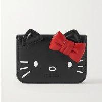 Balenciaga + Hello Kitty合作款钱包