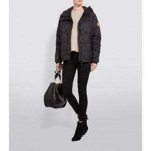 Canada Goose黑色羽绒服