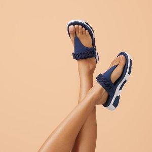 低至5折+额外8.5折FitFlop官网 春季美鞋大促