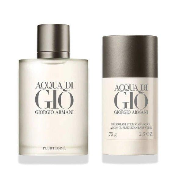 ACQUA DI GIO 香水套装