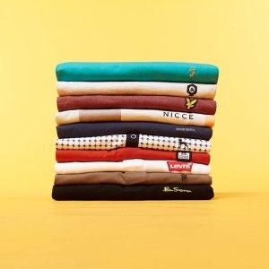 低至2折 €2.95收锐步T恤MandMDirect 季末大促 各大运动休闲潮牌超低价收