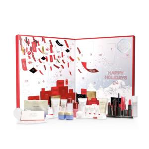 新人9折/送红腰子5件套+3小样!Shiseido官网 慷慨赠礼,收超值红腰子 豪华圣诞日历