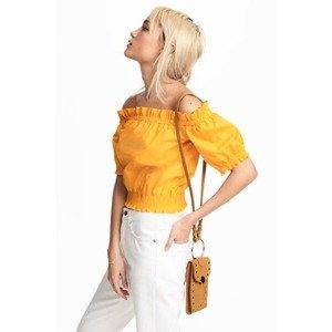 低至3折 小裙子£10H&M 黄色专区 明亮的颜色总是适合最美的人