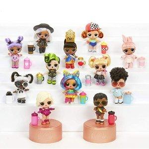 Amazon L.O.L. Surprise Hairgoals Makeover Series with 15 Surprises, Multicolor