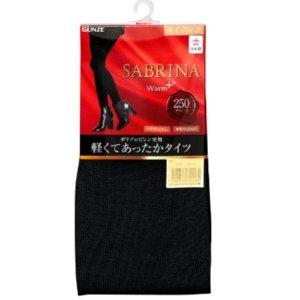 3双直邮美国到手价$40.9日亚黑五限时抢购 GUNZE SABRINA 25D 保暖加厚打底袜