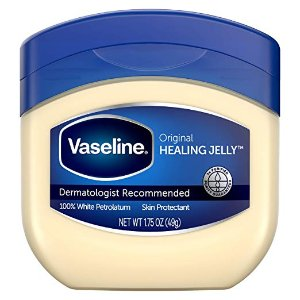 $0.99Vaseline Petroleum Jelly, Original, 1.75 oz @ Amazon