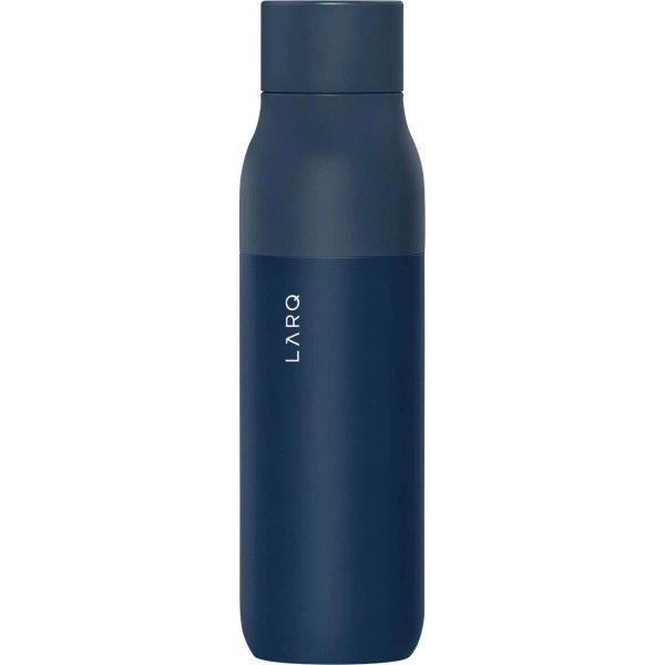 LARQ自动清洁保温杯 500ml - 深蓝色