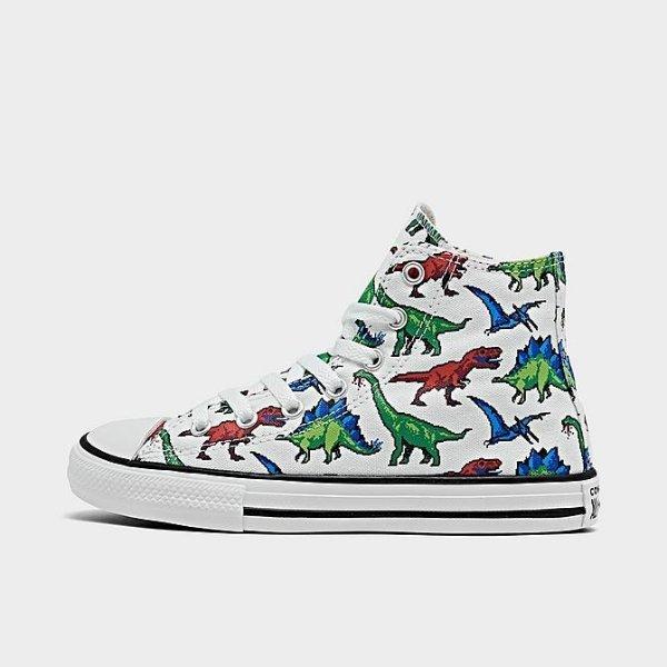 恐龙图案 儿童休闲鞋