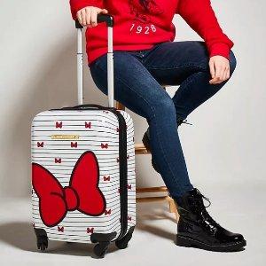 满额9折 收封面旅行箱Disney官网 时尚专区 旅行箱、包包 回国怎能没有好看装备