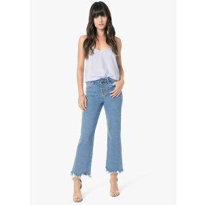 Joe's Jeans毛边牛仔裤