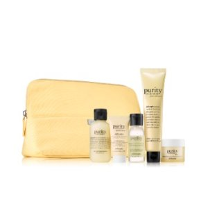 Today Only: $40Purity Made Simple Bestsellers Prep Kit @ philosophy