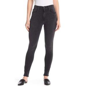 Frame DenimAli High Rise Skinny Jeans