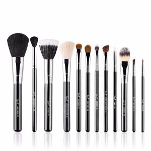 Sigma beautyEssential Kit 12件套刷具套装