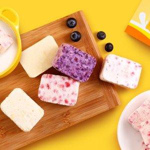 $2.29起 芒果冻干酸奶块$5.49三只松鼠 兰花豆、坚果小麻花等热销小零食补货