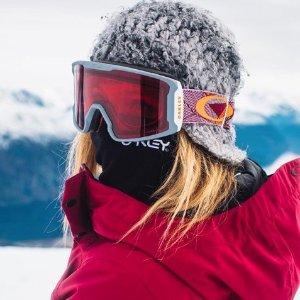 低至5折+包邮  滑雪护目镜$45起限今天:Oakley官网 Cyber Monday特卖会