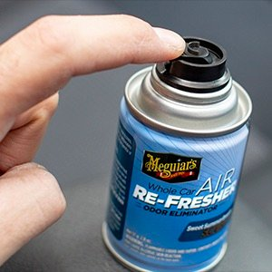 Meguiar's G16402 Whole Car Air Refresher Odor Eliminator