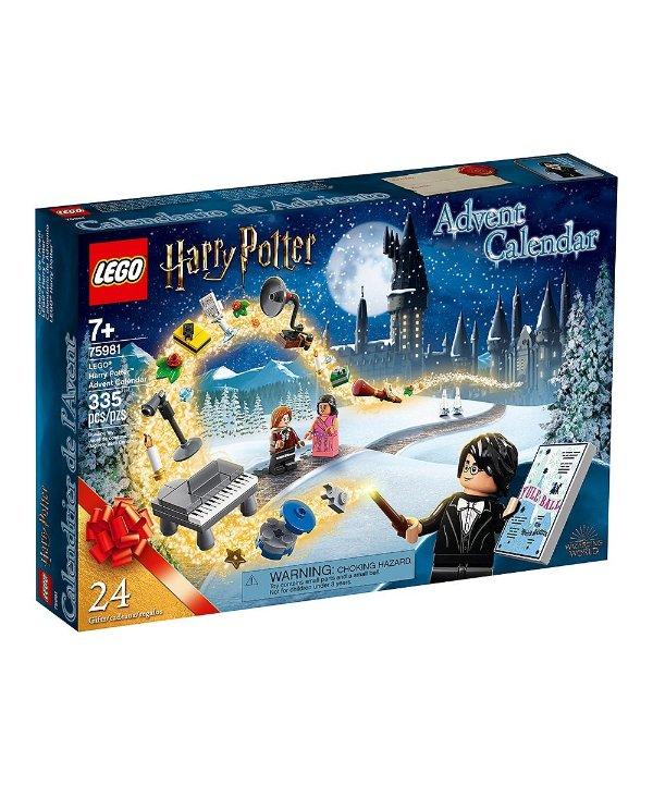 LEGO  Harry Potter系列圣诞倒计时日历套装 75981