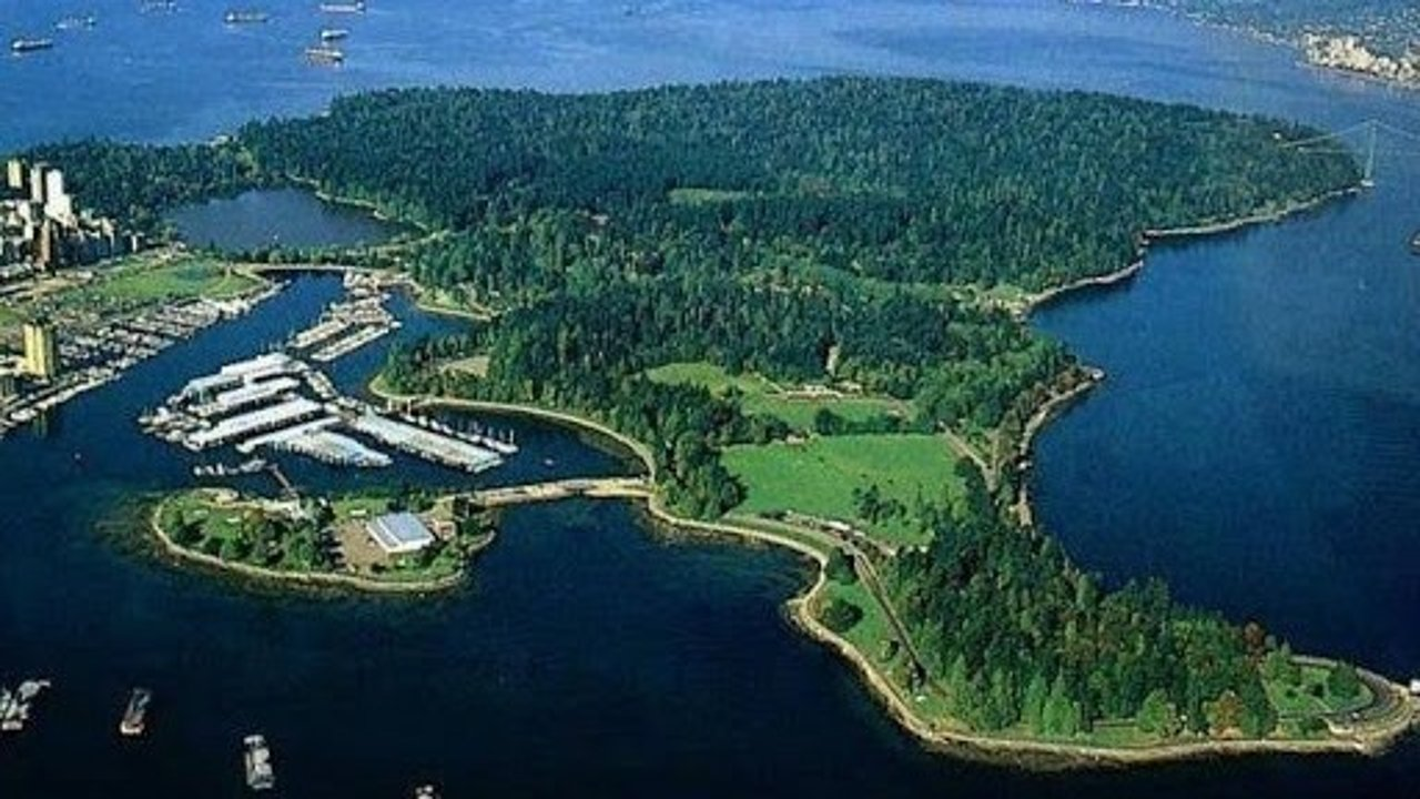 温哥华斯坦利公园Stanley Park终极游玩攻略(多图!)
