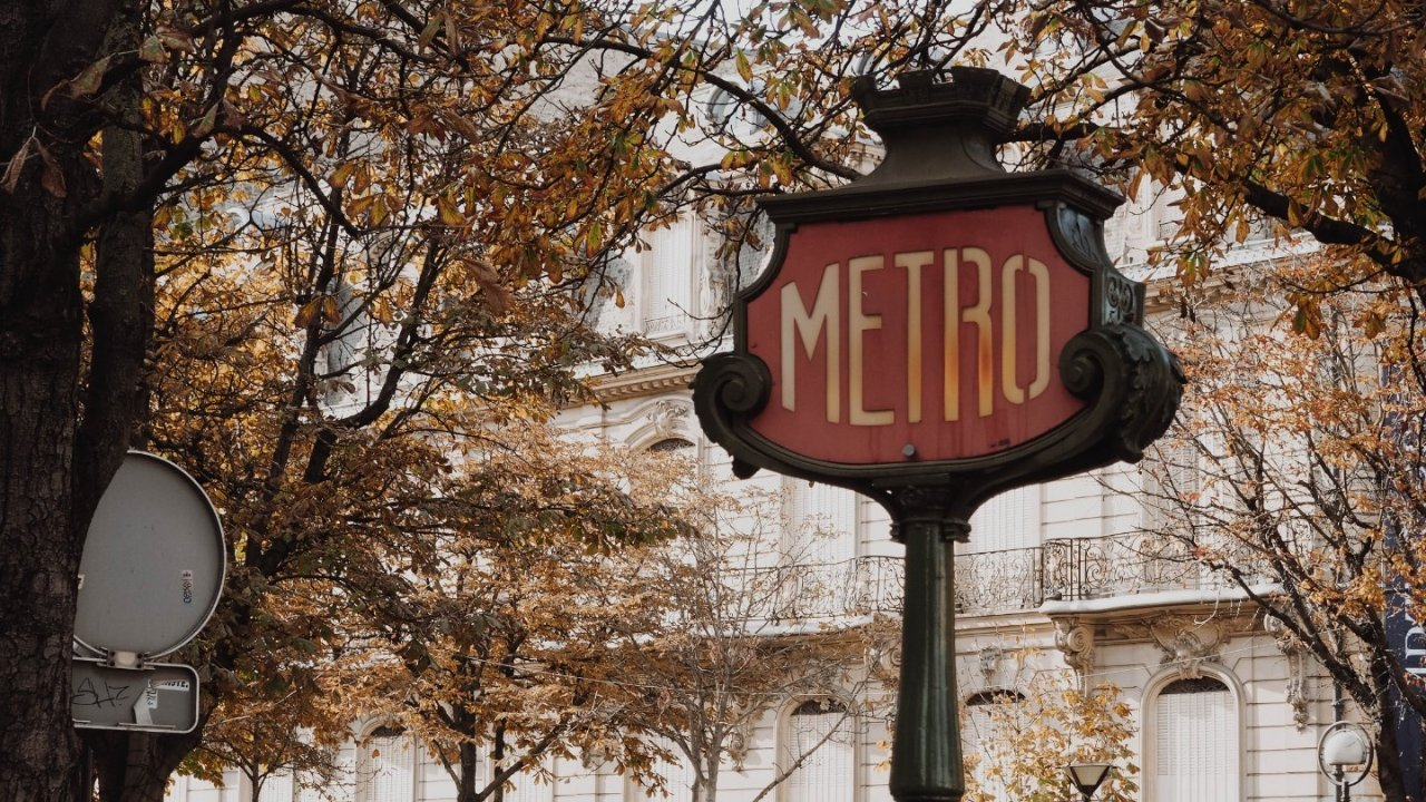 巴黎最美10大地铁站盘点,带上相机来一起来打卡吧!