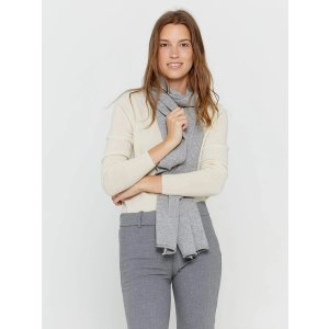 State Cashmere羊绒围巾