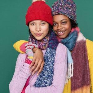 全场额外7.5折Gap官网 治愈系紫色 单品促销 时尚圈的神秘色系
