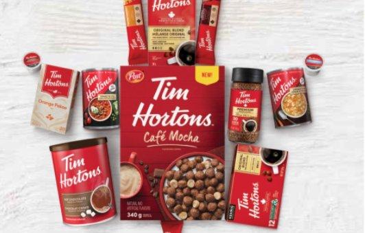 Tim Hortons 加国之光福利不停 跟着步伐发家致富Tim Hortons 加国之光福利不停 跟着步伐发家致富