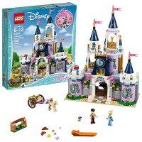 Lego Disney 灰姑娘的梦想城堡 41154