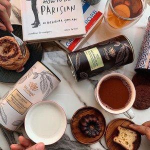 满£40享8.5折独家:Whittard官网 传统英式下午茶热促 收奶香乌龙、棉花糖热巧