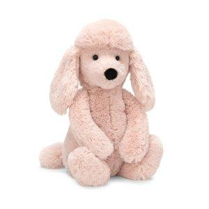 8.5折Jellycat 超萌毛绒玩具、餐具等促销 新品萌宠更可爱