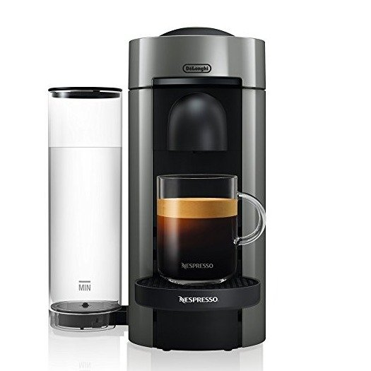 Nespresso VertuoPlus 胶囊咖啡机